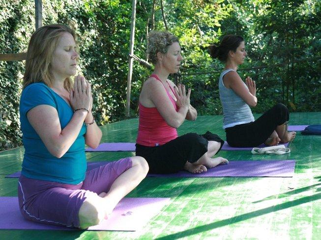 7 Days Yoga Holiday in Casperia, Italy
