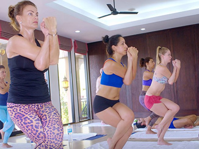 7 Days Ultimate Fitness, Meditation, and Yoga Retreat in Koh Samui, Thailand