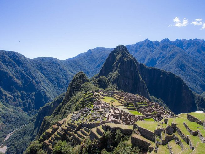 8 Days Yoga Retreat in Peru