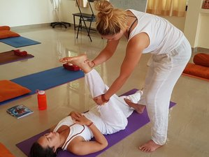 56 Days 500-Hour Yoga Teacher Training in Rishikesh, India