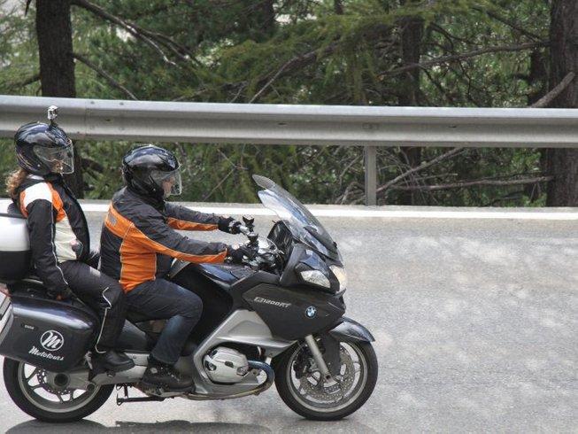 15 Days Mega Alpine Motorcycle Tour Italy, Austria, Switzerland, and France