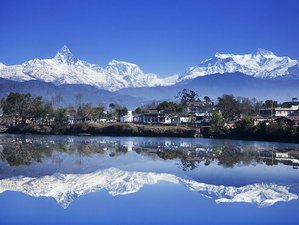 6 Days Yoga and Hills Trekking Retreat in Nepal