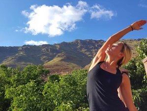 8 jours en stage de yoga et jeûne à Marrakech, Maroc