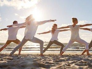 7 Tage Yoga, Qigong oder Meditation Retreat an der Algarve, Portugal