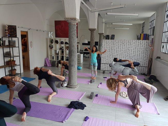 RYT200 Yogalehrer Ausbildung in Taghazout, Marokko