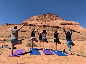4 Day Horseshoe Bend and Antelope Canyon Retreat with Yoga Classes in Arizona