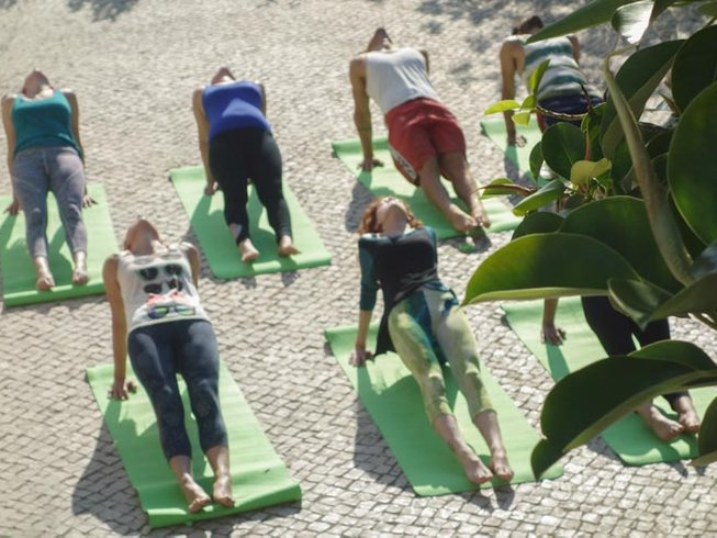 8 Days Amazing Surfing and Yoga Retreat in Ericeira, Portugal
