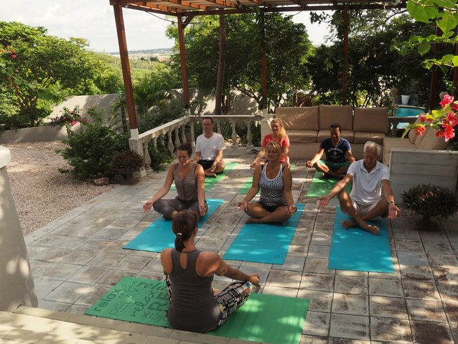 8 Days Beautiful Yoga Retreat in Curacao