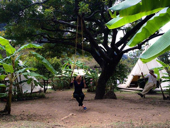 8-Daagse Helende Ceremonie met Kunst en Yoga Retraite in Mexico