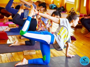 7 Day Yoga Retreat in Rishikesh