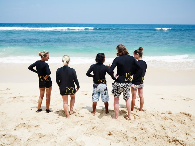 8 Days Surf Camp in Pecatu, South Kuta, Indonesia