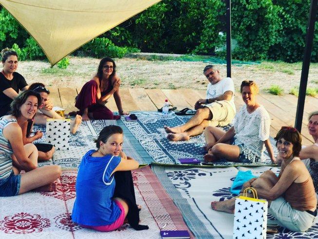 7-Daagse Meditatie en Kundalini Yoga Retraite in Yurt op Ibiza, Spanje