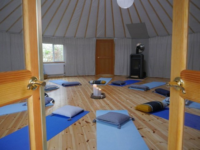4 Days Art and Yoga Retreat in Sweden