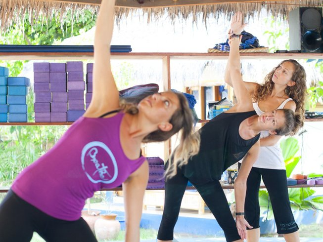 4 Day Yin-Renew Yoga and Massage Holiday in Bali