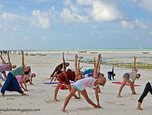 7 jours en stage de yoga pour revenir à la nature à Zanzibar, Tanzanie