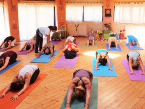 23 Days 200-Hour Yoga Teacher Training in Spain