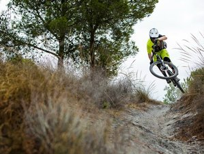 8 Days Self Guided Mountain Bike Tour in Morzine, France