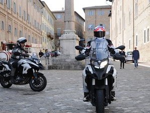 5 Days Motorcycle Tour in the Marche Region, Italy
