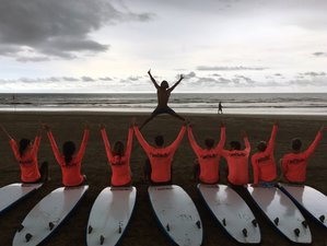 8-Daagse Zon en Surf Yoga Retraite in Bali