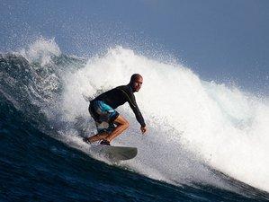 7 Days Island Surf Camp Maldives