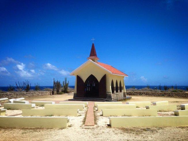 7-Daagse Gelukkige Yoga Retraite in Noord, Aruba