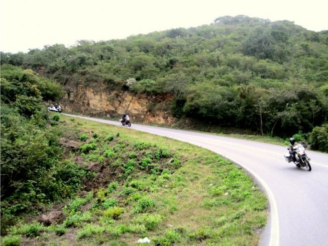 9 Days Guided Motorcycle Tour Mexico