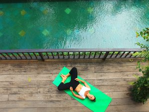 7 Days Detox Nutrition and Yoga Retreat in Ubud, Bali