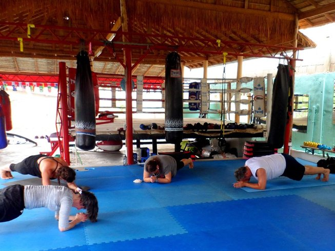 2 Weeks Fitness Camp in Thailand