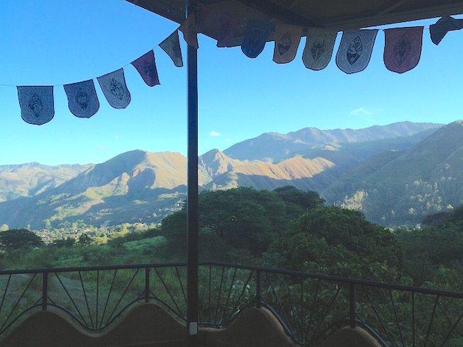 15-Daagse Harmony-Quest Muziek, Ritme, Meditatie en Yoga Retreat in Vilcabamba, Ecuador