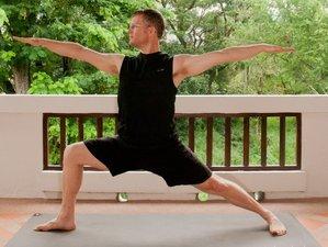 6 Days Fostering Serenity Meditation and Yoga Retreat in Mae Rim, Thailand