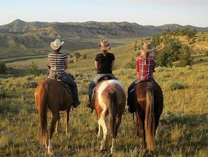 7 Day Working Ranch Vacation in Thermopolis, Wyoming