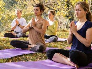 7 Day Hridaya Silent Meditation Retreat in Barcelona Mountains, Girona, Catalonia