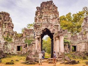 "8 Days ""Remote North"" Motorbike Tour Cambodia"