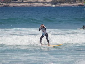 8 Days Learn the Basic Surf Course with Ika Ika Surf Experience in Playa de las Americas, Spain
