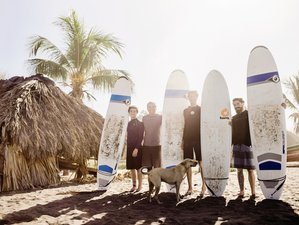 8 Days Yoga and Surf in Northern Nicaragua