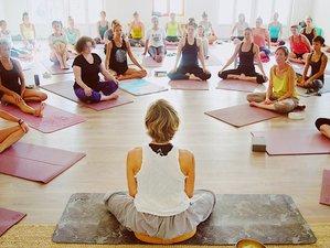 16 jours en vacances de yoga, méditation, relaxation dans la nature des Alpes de Haute Provence