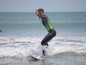 6 Days Surf and Yoga Retreat for Everyone in Canggu, Bali, Indonesia