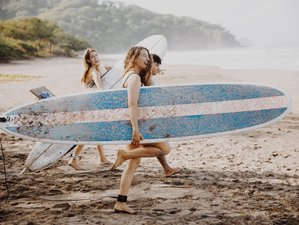 8 Days Yoga and Surf Camp in a Surfing Utopia in San Juan del Sur, Nicaragua
