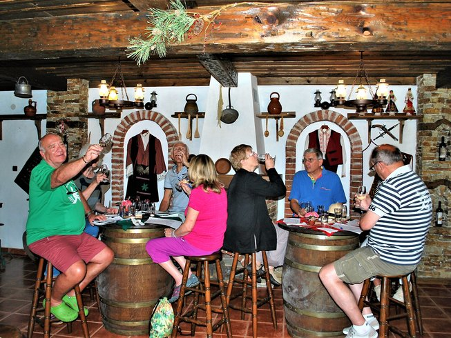 6 Day Wine Tour in Rose Valley Region, Bulgaria