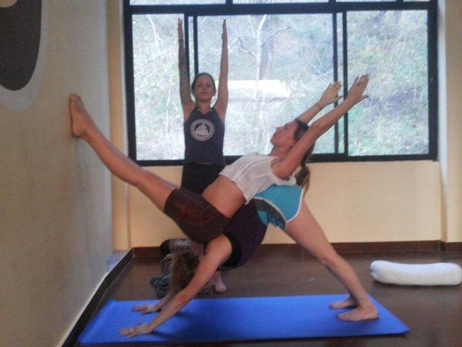 57 días profesorado de yoga y meditación de 500 horas en Rishikesh, India