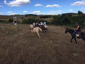 4 Days Riding in the Sierra Morena Mountains, Seville