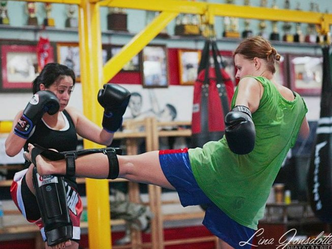 2 Months Advanced Training at Chiang Mai Muay Thai Gym