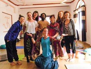 28 Days 200-Hour Yoga and Kundalini Teacher Training in Rishikesh, India