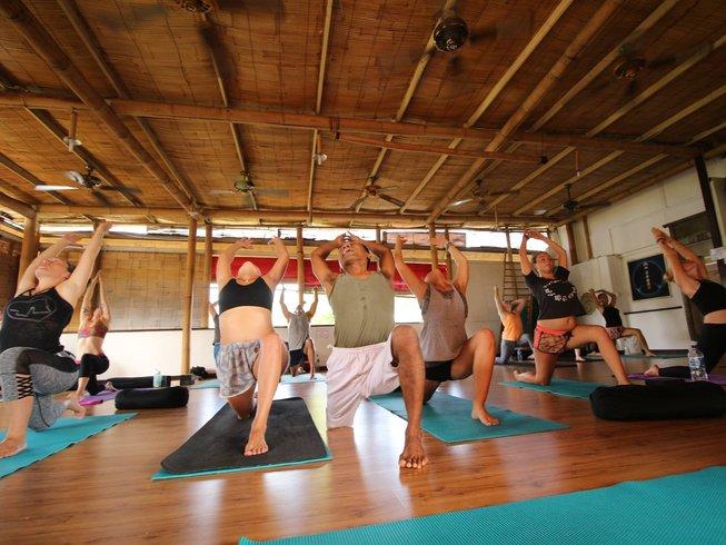 31 jours en stage de yoga pour célibataires à Serenity Eco Guesthouse 2 à Canggu, Bali