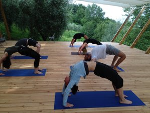 8 Days Iyengar Yoga Retreat Lazio, Italy