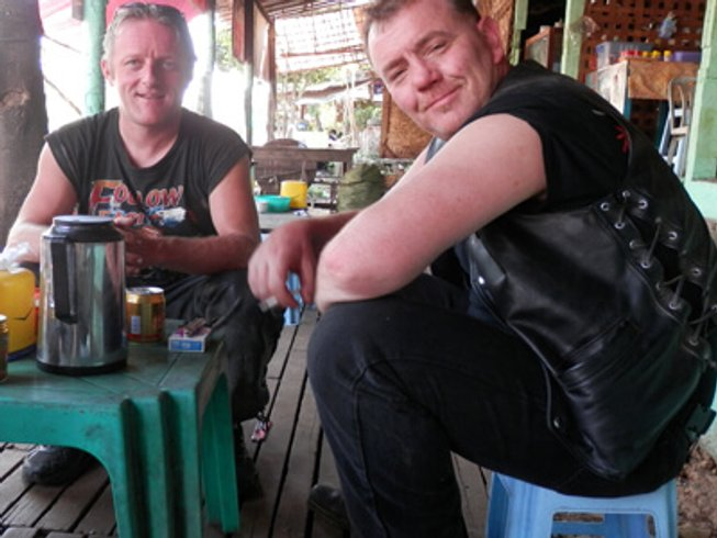 19 Days Cross-Country Motorcycle Tour in Thailand and Myanmar