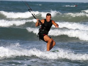 14 Days Spanish and Kite Surf Camp Spain