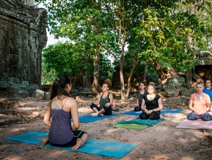 5-Daagse Beginners Yoga Retraite in Cambodja