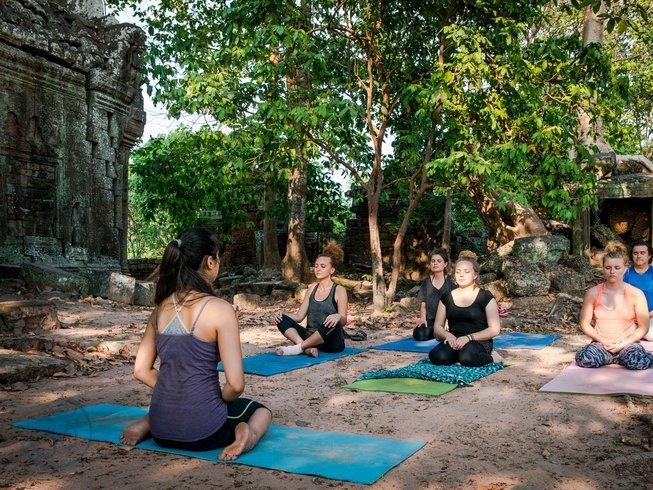 6 Days  Yoga Art & Mindfulness Retreat in Cambodia