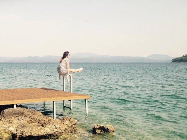 8 Tage Boot Yoga Urlaub auf dem Mittelmeer vor Griechenland